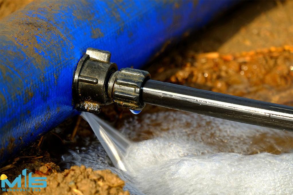 تعمیر لوله کشی آب