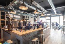 هزینه طراحی دکوراسیون داخلی رستوران ایتالیایی