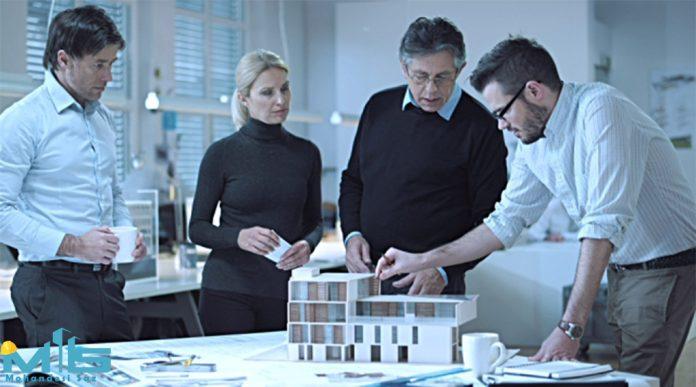 تیم طراحی دکوراسیون داخلی