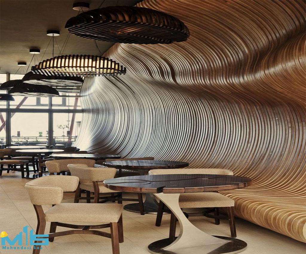 تفاوت معماری داخلی و طراحی داخلی