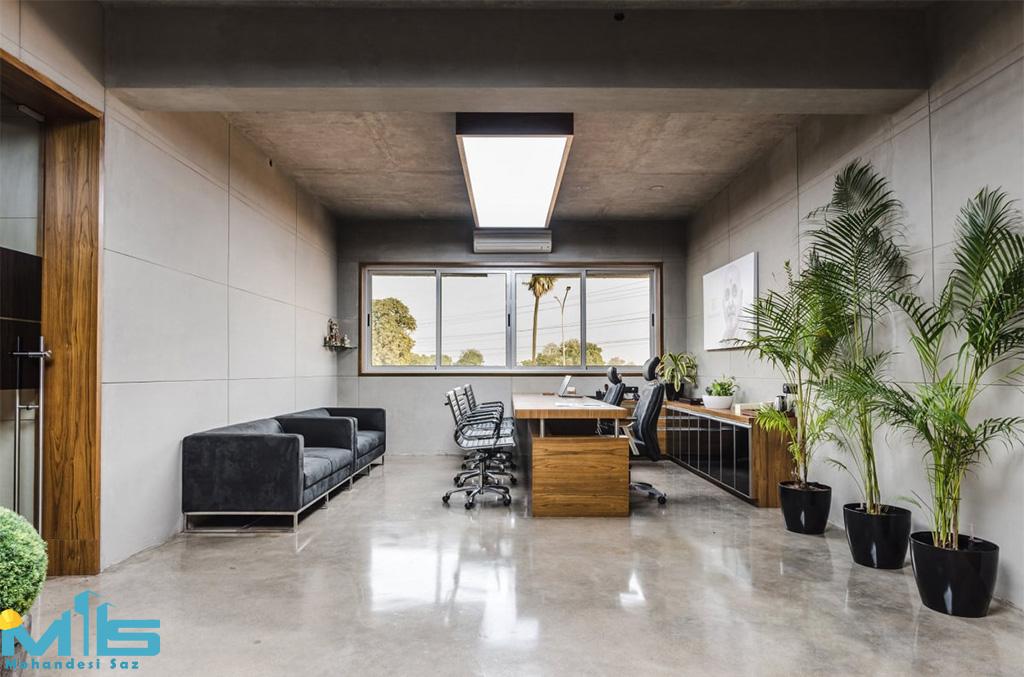طراحی دکوراسیون داخلی ساختمان