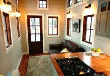 بازسازی آپارتمان کوچک
