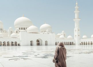 گنبد و مسجد