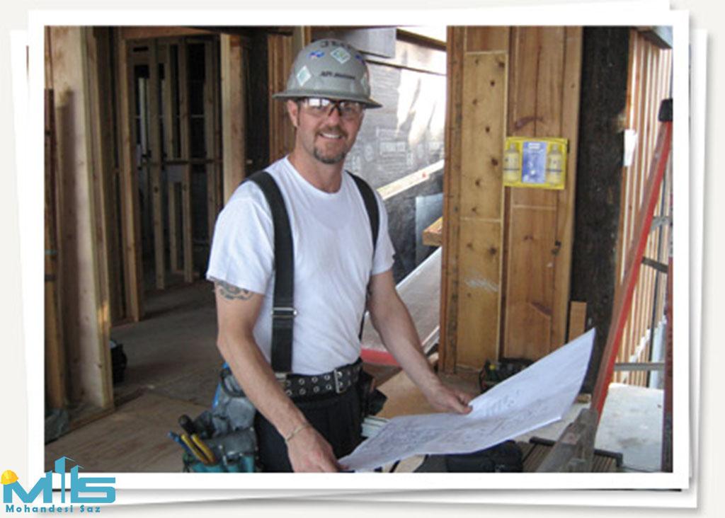 گروه بازسازی خانه