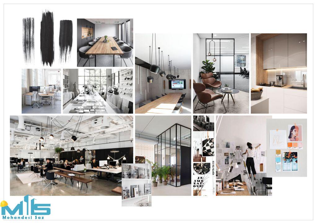 روند طراحی داخلی