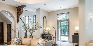 طرحی داخلی منزل ایرانی