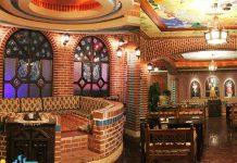 دکوراسیون داخلی رستوران سنتی ایرانی