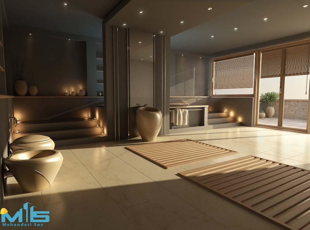 قیمت طراحی داخلی مسکونی