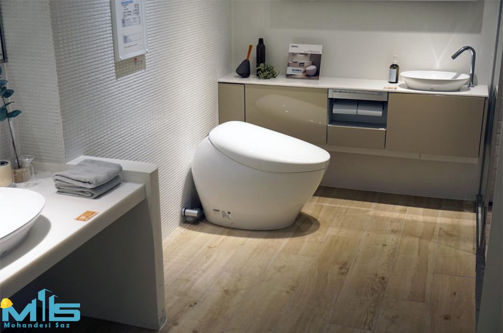 بازسازی توالتقدیم