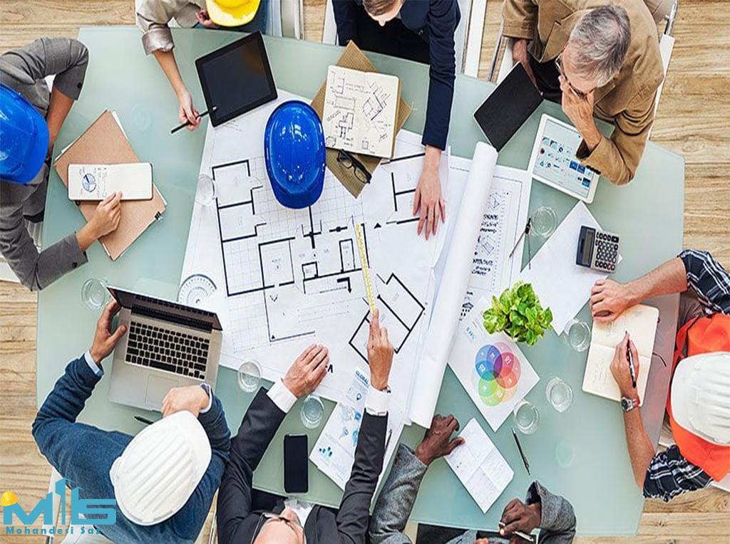 خطرات مشارکت در ساخت