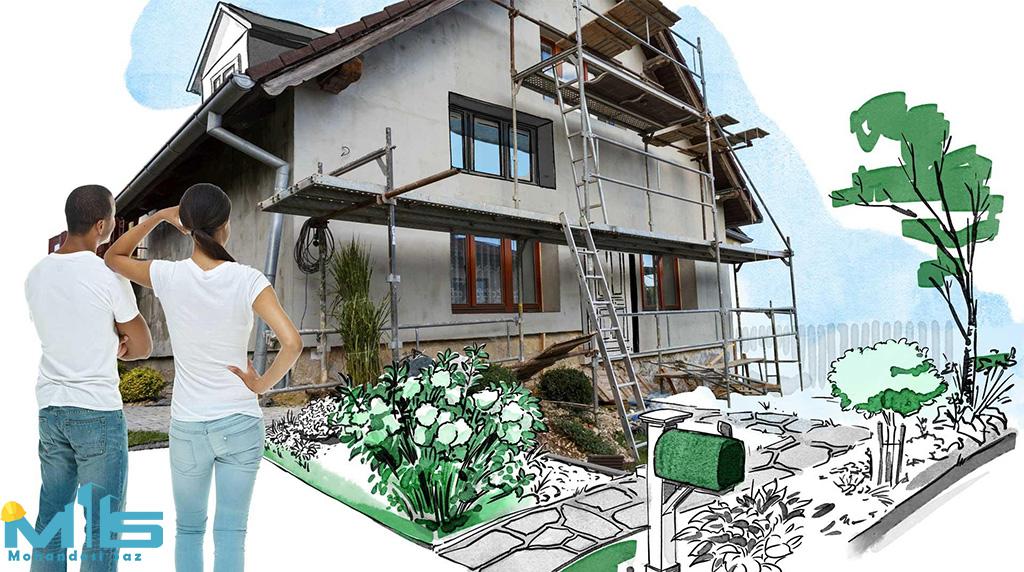 برآورد هزینه باسازی ساختمان