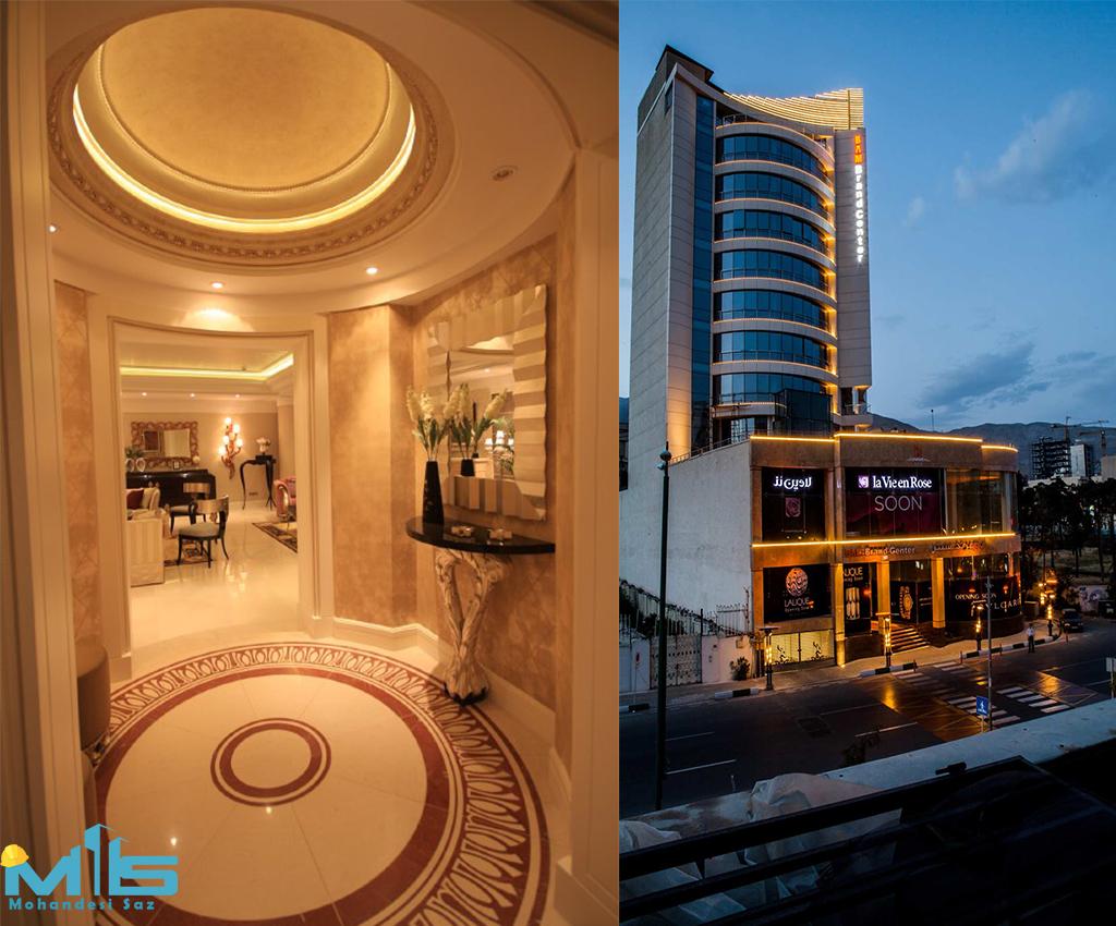 معماران معروف منطقه یک تهران