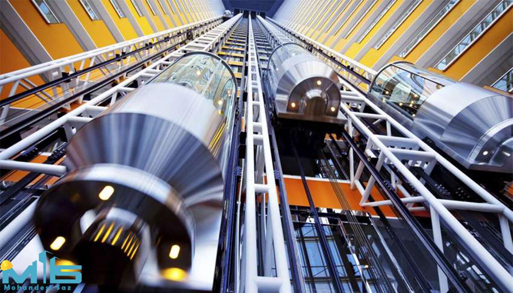بهترین آسانسور ساختمانی