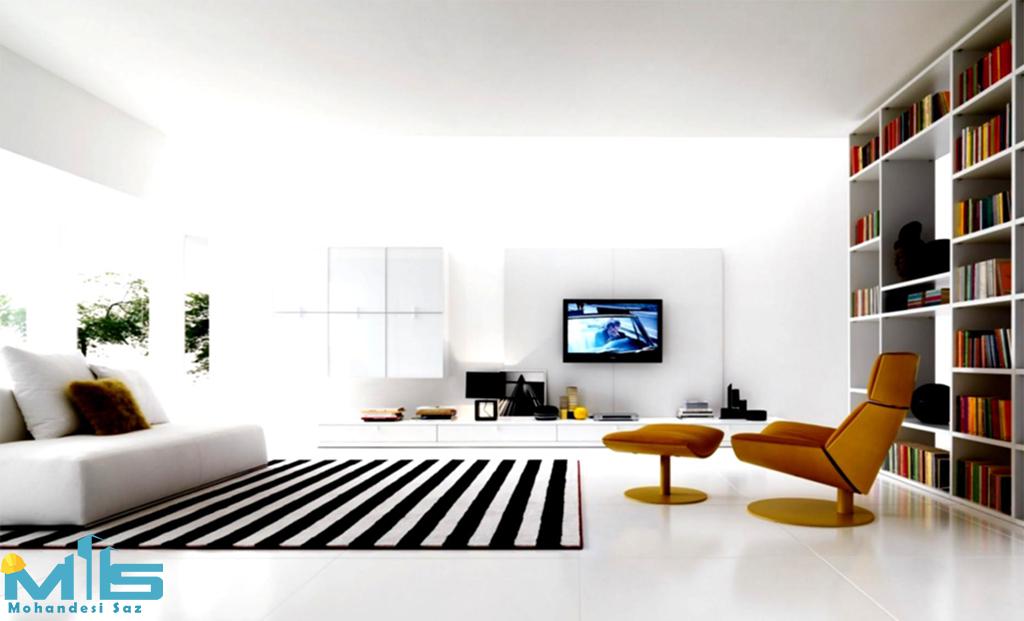 زیباترین طراحی داخلی های دهه اخیر