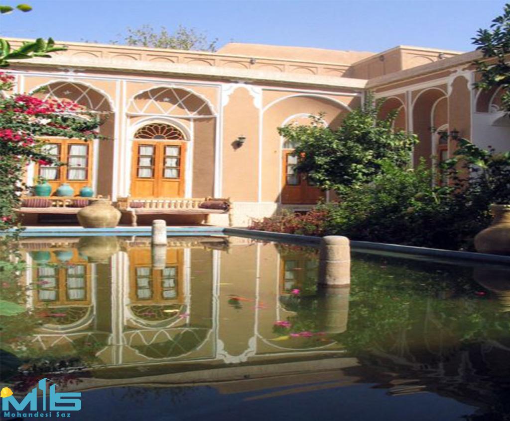 طراحی نما ایرانی