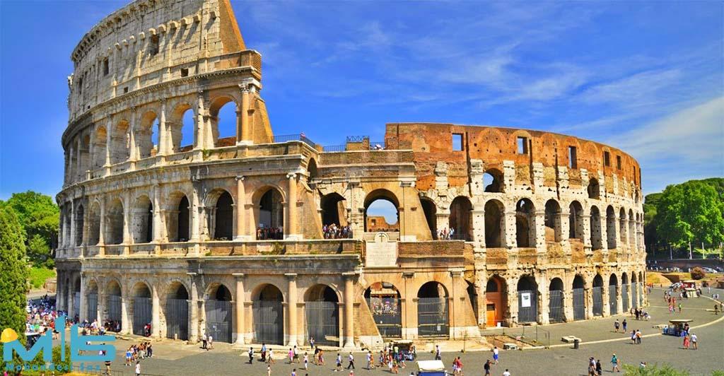 نمای کلاسیک رومی