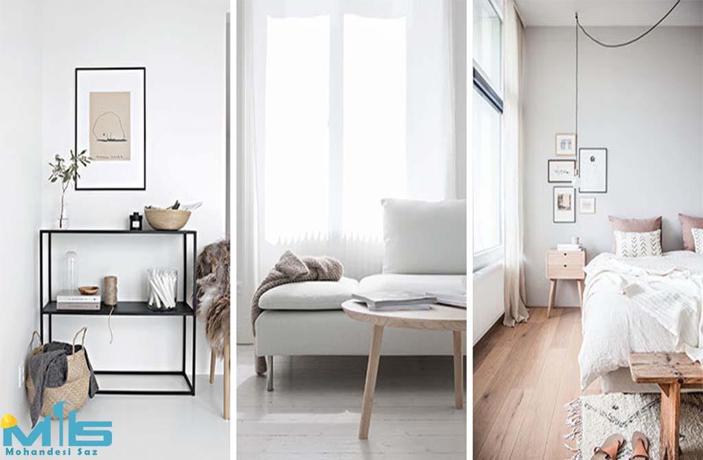 سبک های طراحی داخلی 2019