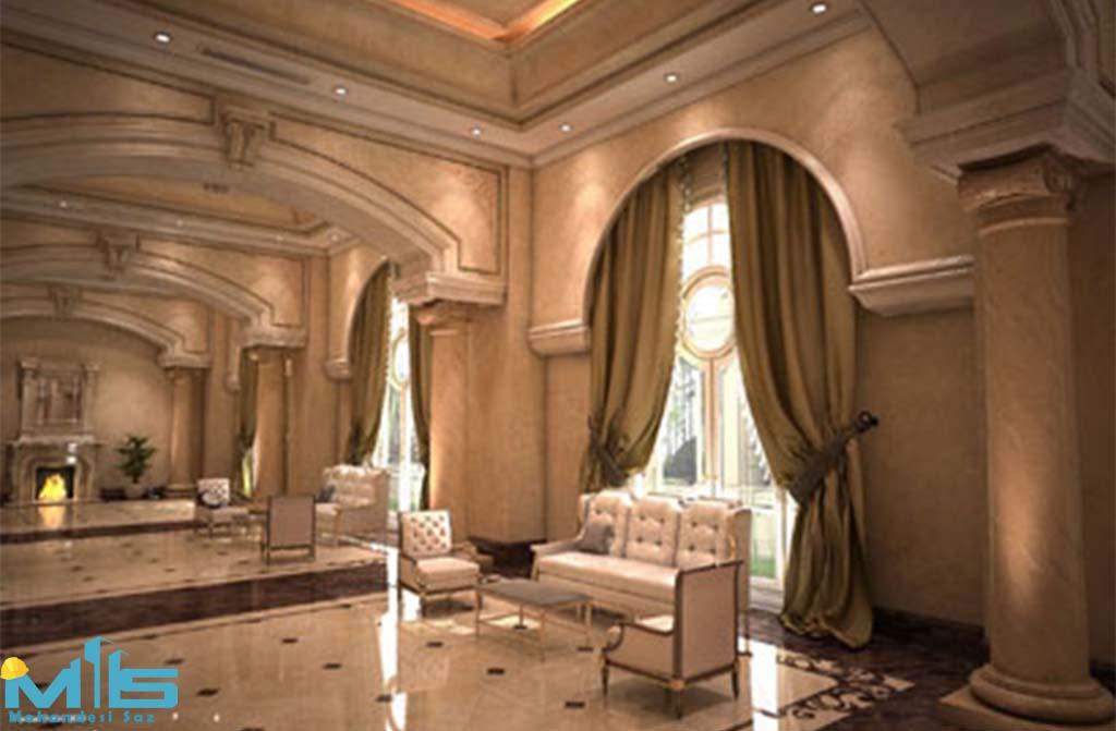بازسازی و طراحی داخلی در تهران