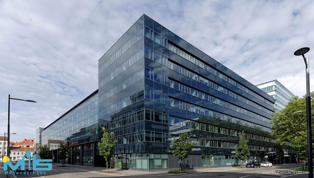 نمای بیرونی ساختمان و انواع آن