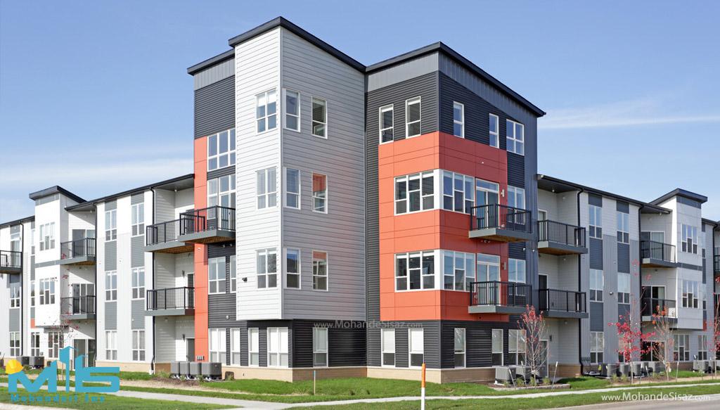 مشارکت در ساخت مجتمع مسکونی