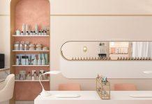 قیمت طراحی آرایشگاه
