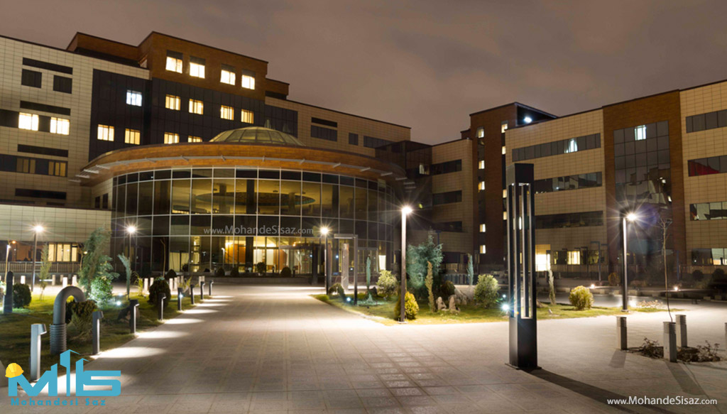 نما بیمارستان