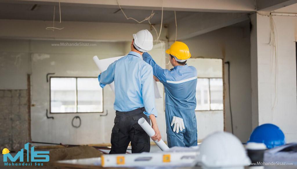 بازسازی ساختمان با قرارداد