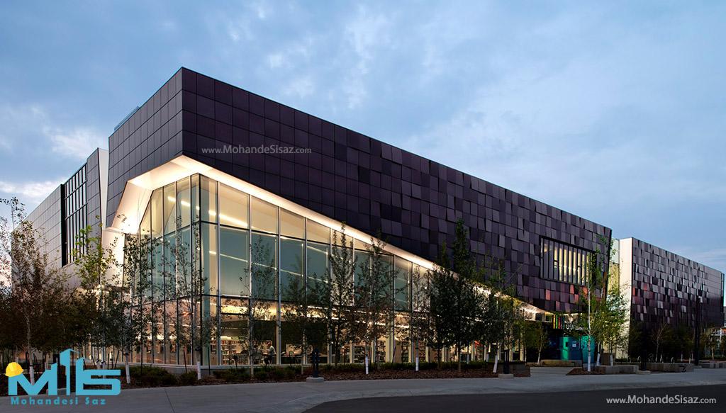 طراحی و اجرای نمای ساختمان